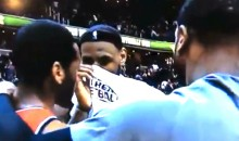 This Video of Fake NBA Trash Talking is Hilarious (Video)