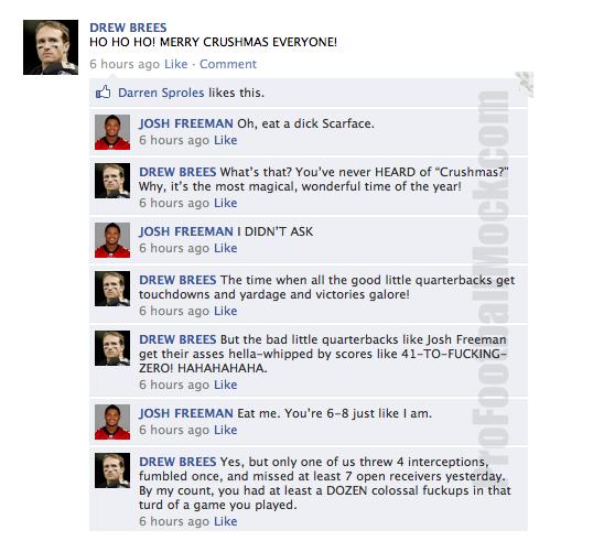 nfl quarterback convo facebook week15 1