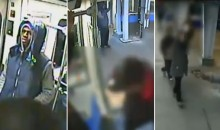 Video Footage of Two Chicago Bulls Fans Getting Shot on the El Train in Philadelphia (Video)