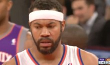 "Knicks' Rasheed Wallace Gets Ejected for Yelling ""Ball Don't Lie"" at the Ref (Video)"