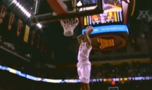 Check Out Rodney Williams 360° Slam From Every Angle Possible (Video)