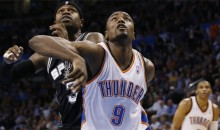 Report: Oklahoma City Has Traded Serge Ibaka To The Orlando Magic