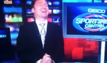This Comcast Reporter Was Pretty Happy About the Wizards' Win Over the Heat Last Night (Video)