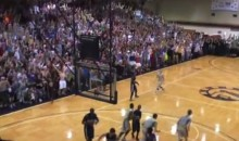 Taylor University Plays Their Annual 'Silent Night' Men's Basketball Game (Video)