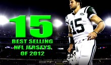 15 Best Selling NFL Jerseys of 2012