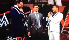 "WWE Throws Jabs at Manny Pacquiao During ""Monday Night Raw"" (Video)"