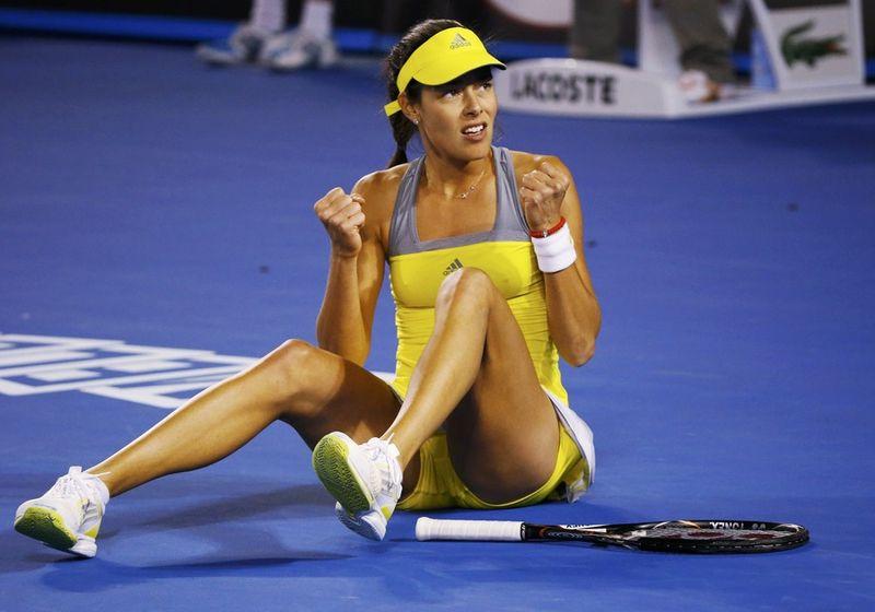 1 ana ivanovich - hottest women 2013 australian open