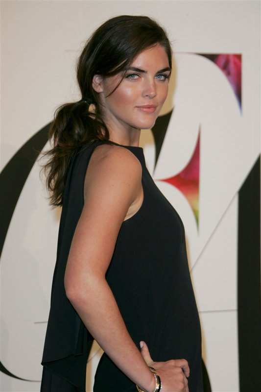 1 hilary rhoda (sean avery) - hottest nhl celebrity wags of all time