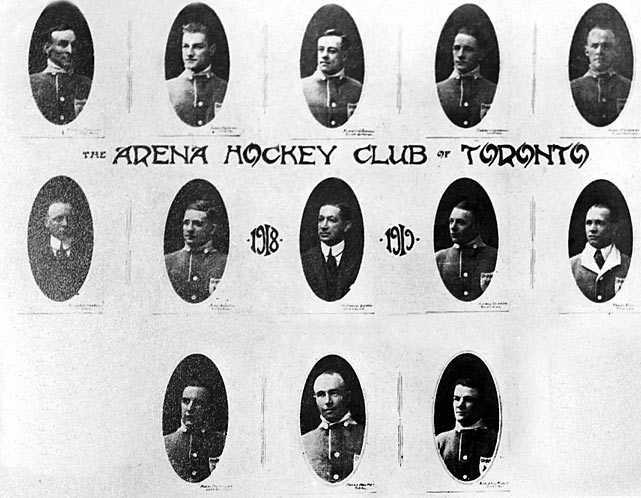 10 Toronto Arenas hockey club - worst moments in maple leafs history