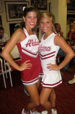10 alabama crimson tide fan cheerleaders 1