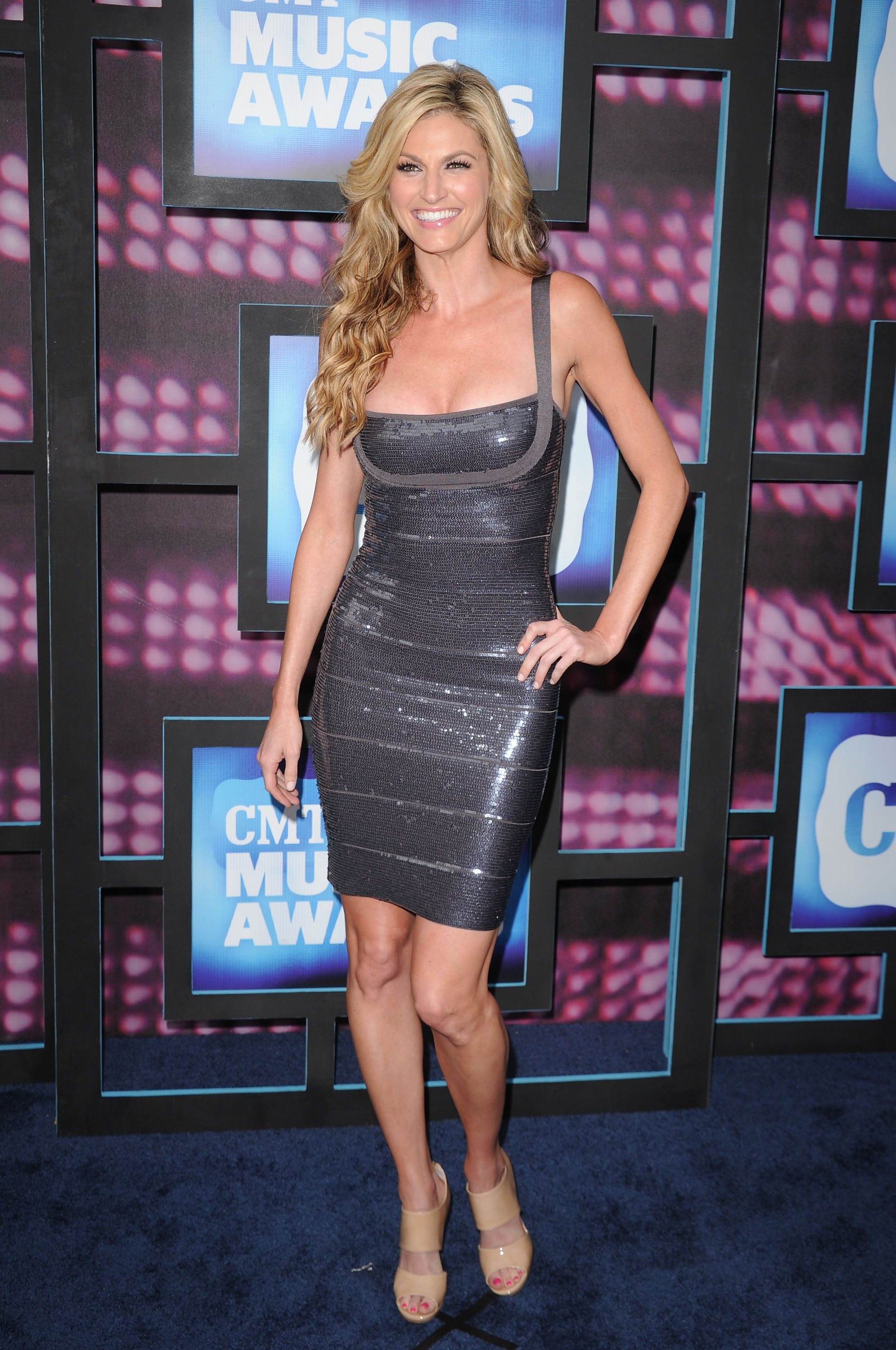 10 erin andrews (Jarret Stoll) - hottest nhl celebrity wags of all time