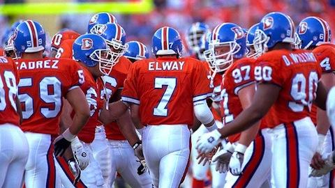 11 1996 Denver Broncos playoff choke