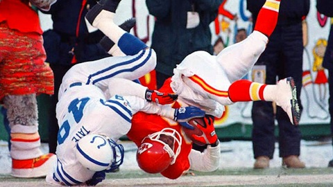 12 1995 kansas city chiefs playoff choke