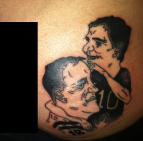 18 manning brothers tattoo