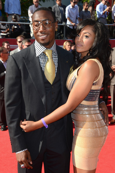 3 tiffany hughley (mario manningham) - super bowl xlvii wags