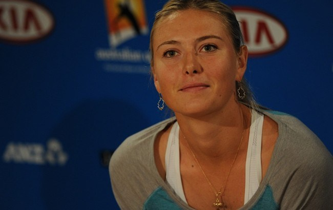 Download this Maria Sharapova Hottest Women Australian Open picture