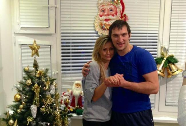 7 maria kirilenko fiance alex ovechkin - hottest women 2013 australian open