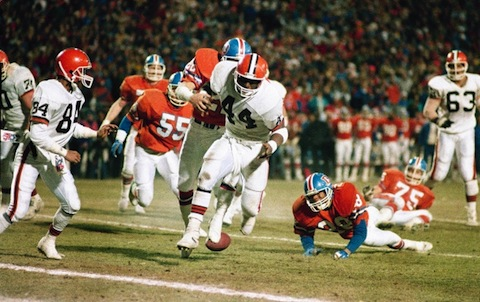 7 the fumble (earnest byner cleveland browns 1988) playoff choke
