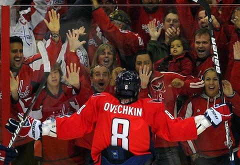 8 alex ovechkin