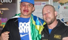 Junior Dos Santos' Face Took a Beating From Cain Velasquez (Photo)