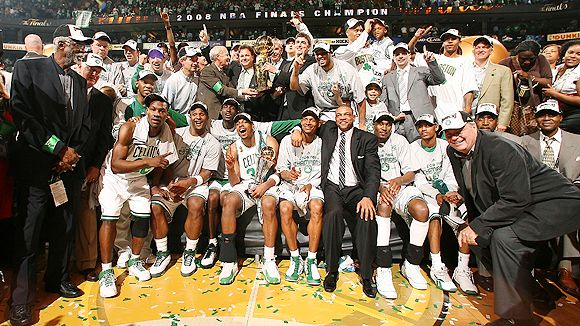Boston Celtics (2008-2009) - 19 Games