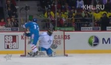 Jori Lehterä Scores Amazing Penalty Shot Goal During KHL All-Star Game (Video)