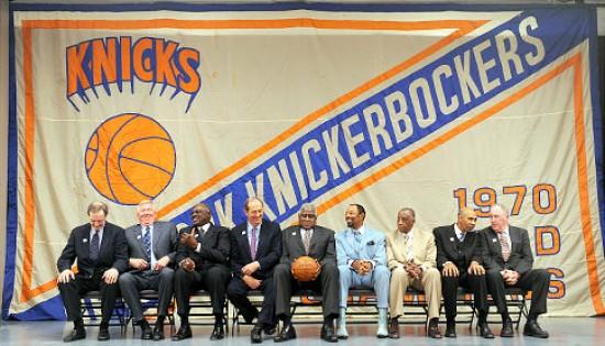 New York Knicks 1970