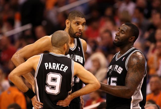 San Antonio Spurs (2011-2012)