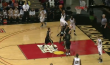 High School Sophomore Victor Dukes Throws Down a Ridiculous Dunk (Video)