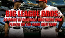 Big Leage Bros: 20 Notable Pairs of Brothers Who Played on the Same MLB Team