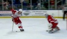 Check Out this Amazing Shootout Goal from the Red Wings' Todd Bertuzzi (Video)