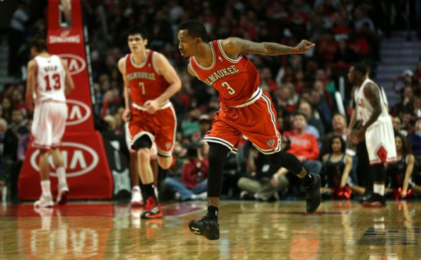 brandon jennings vs bulls