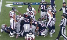 Pats' Brandon Spikes Brings Us This Interesting Fumble Dance (GIF)