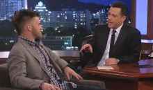 Bryce Harper Was on Jimmy Kimmel Live (Video)