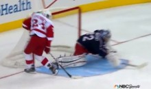 Red Wings' Damian Brunner Scores a Brilliant Shootout Goal (Video)