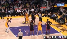 Dwight Howard Aired Out a Free Throw in the Clutch (Video)