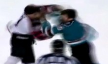 This Hockey Fight From the AHL Was Worth the Price of Admission (Video)