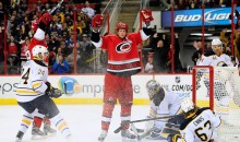 Stat Line of the Night — 1/24/2013 — Eric Staal