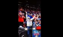 Florida Fan Flips the Double-Bird on National Television During the Sugar Bowl (Video)