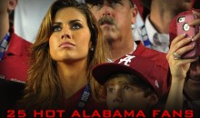 25 Hot Crimson Tide Fans