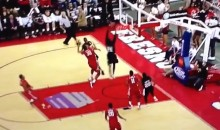 San Diego State's Jamaal Franklin Throws Down an Insane Self-Ally-Oop Dunk (Video)