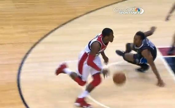 john wall crossover ish smith