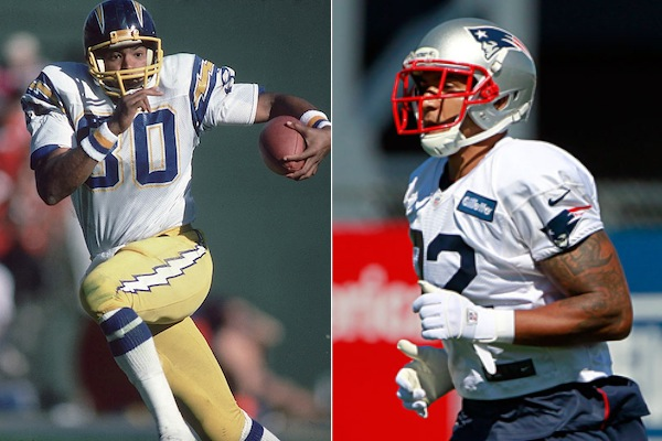 kellen winslow sr and jr - nfl families