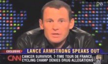 Before Watching Lance Armstrong's Confession, Watch this Compilation of All the Times He Denied Doping (Video)
