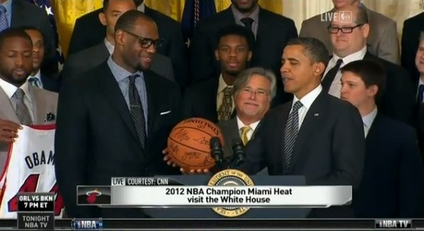 lebron james white house speech