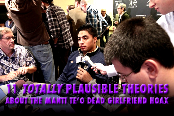 manti te'o girlfriend hoax theories