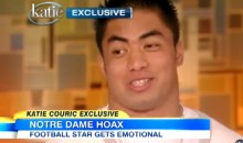 Here's a Preview of Manti Te'o's Interview with a Skeptical Katie Couric (Video)