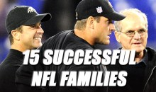 15 Successful NFL Families