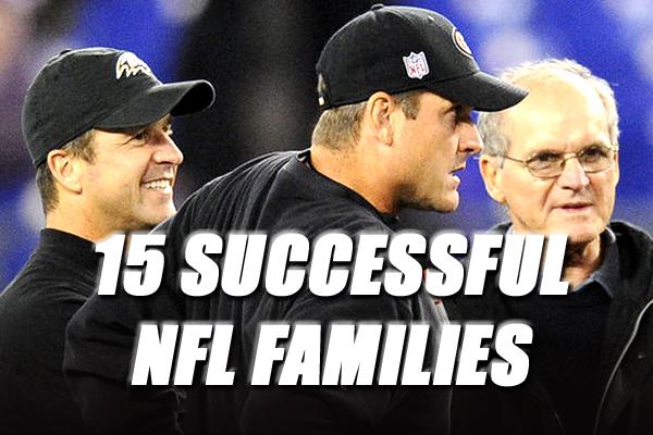 nfl families