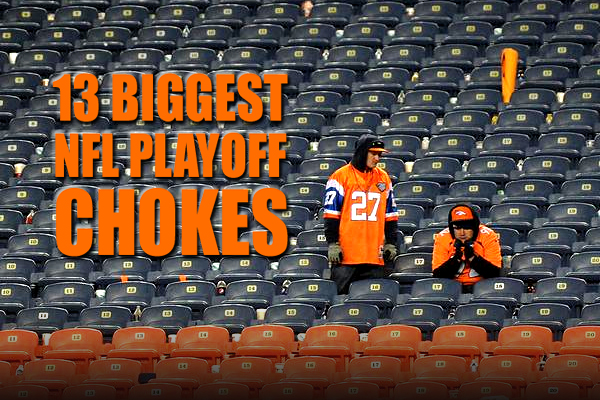 nfl playoff chokes